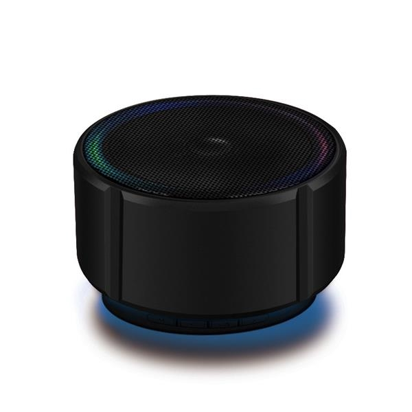 LED Metal Bluetooth Speaker
