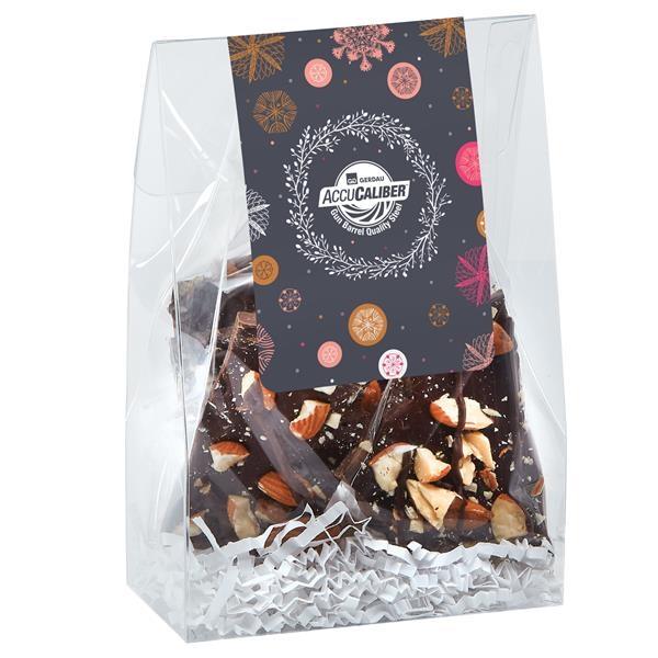 Belgian Chocolate Bark Tote