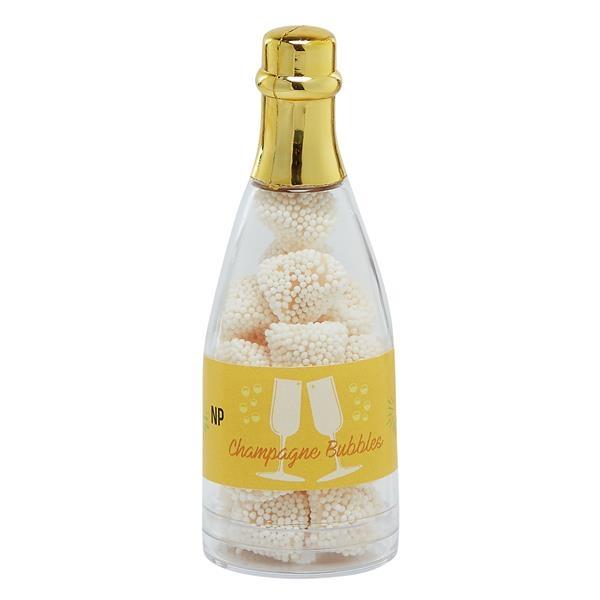 Champagne Bottle Flavors