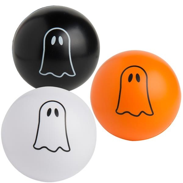 Ghost Ball Squeezies® Stress Reliever