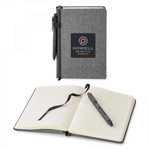 NOMAD   HARD COVER JOURNAL COMBO