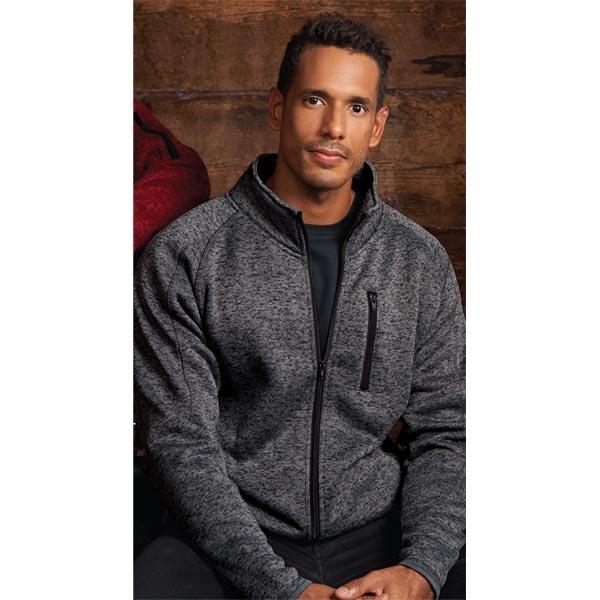 Sweater Knits Men's Jacket