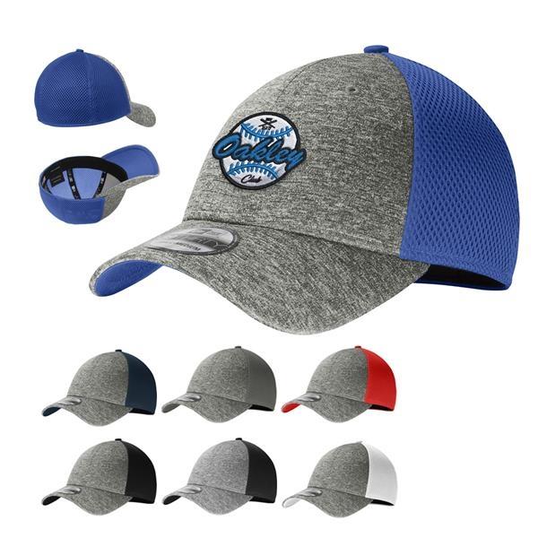 New Era Shadow Stretch Mesh Cap