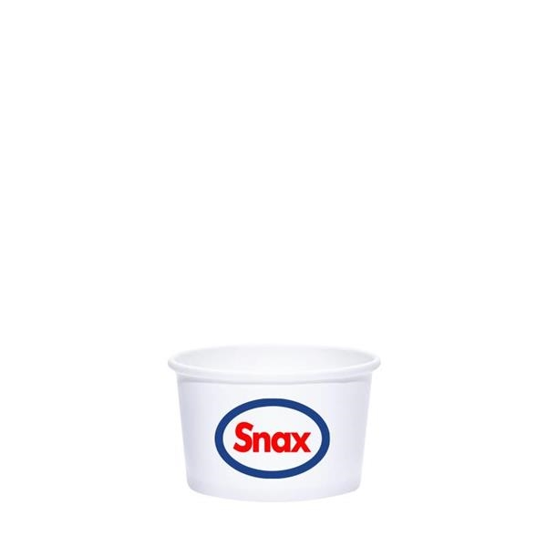 4 oz. Heavy Duty To-Go Food Container