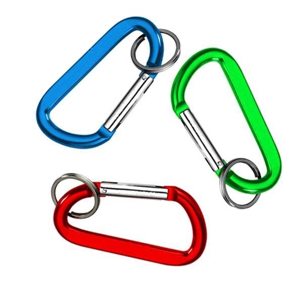Budget Carabiner Key Chain
