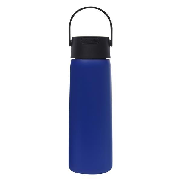 23 Oz. Stainless Steel Bottle With Speaker