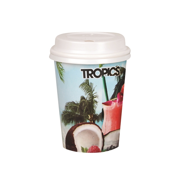 Double Wall Paper Cup Full Color Print
