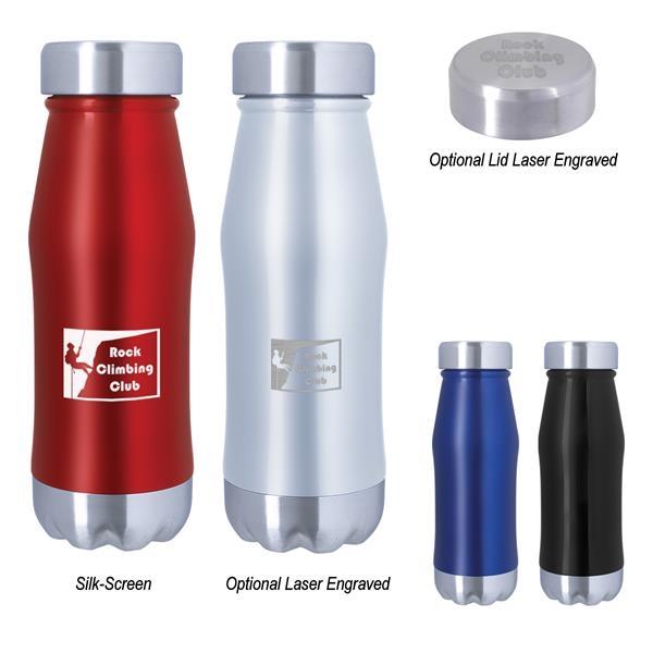 16 Oz. Cassel Stainless Steel Bottle