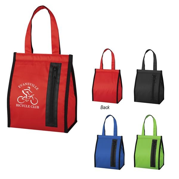 Snack Time Insulated Lunch Bag