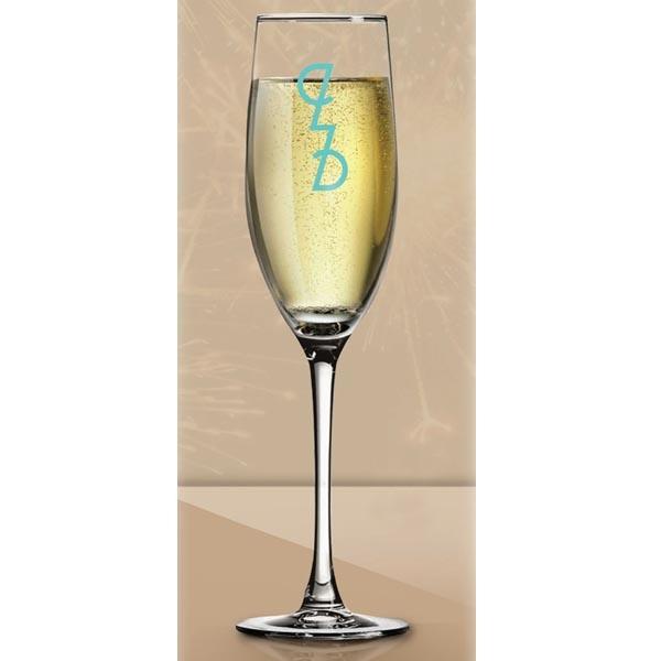 8 oz. Cache Flute Wine Glass