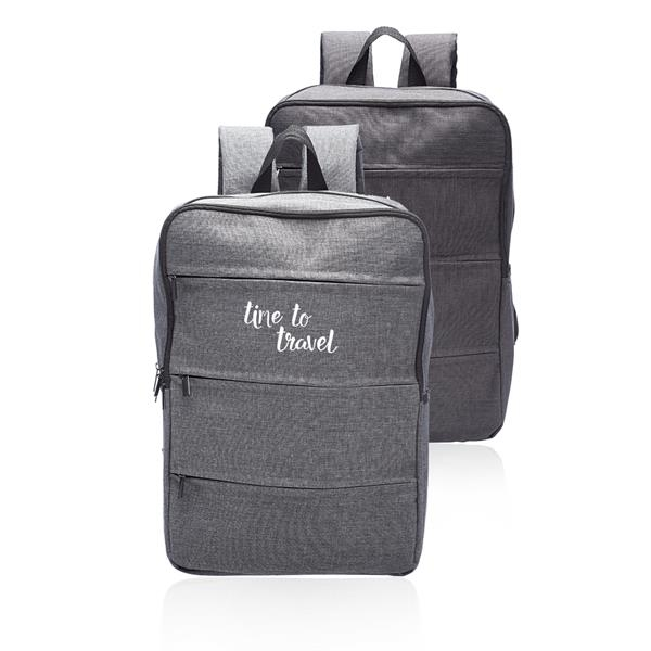 Around the World Two-Tone Backpack