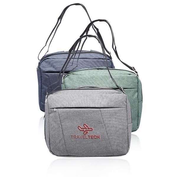 Sage 2 in 1 Messenger Backpack
