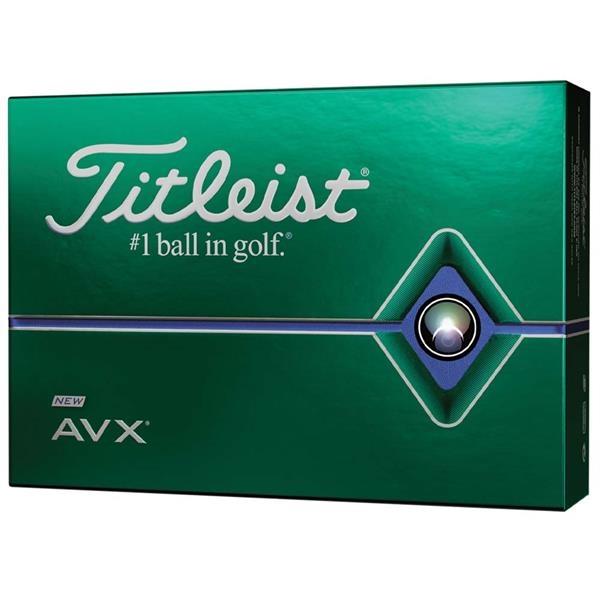 Titleist® AVX Golf Balls (Factory Direct)