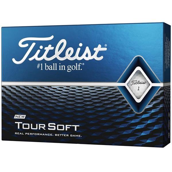 Titleist® Tour Soft Golf Balls