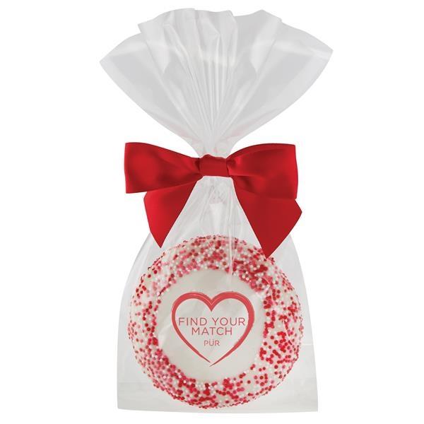 Valentine's Day Sugar Cookie Gift Bag