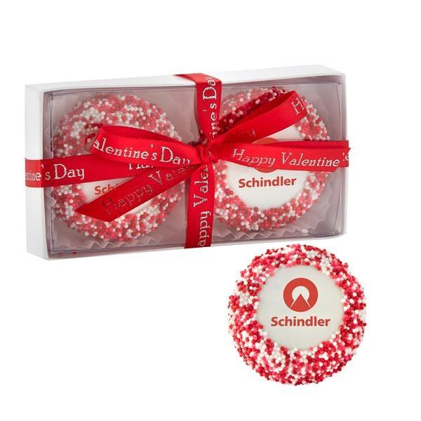 Valentine's Day Belgian Chocolate Oreo® Gift Box