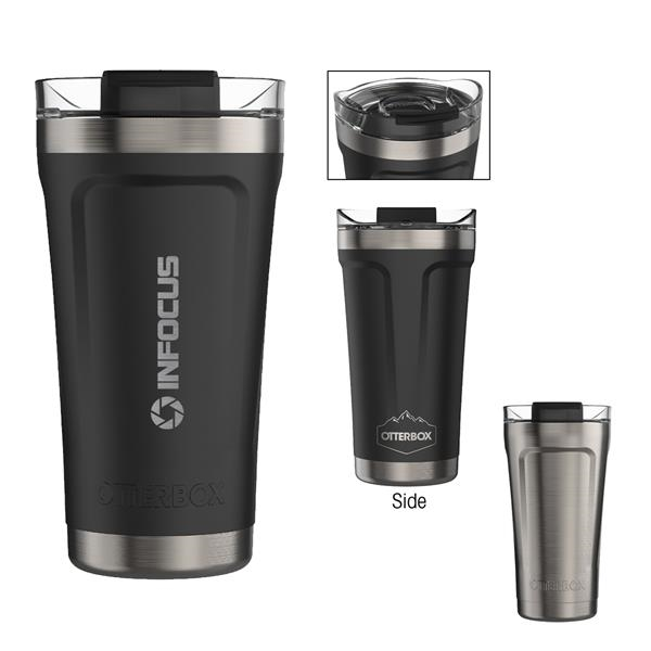 16 Oz. Otterbox Elevation Stainless Steel Tumbler