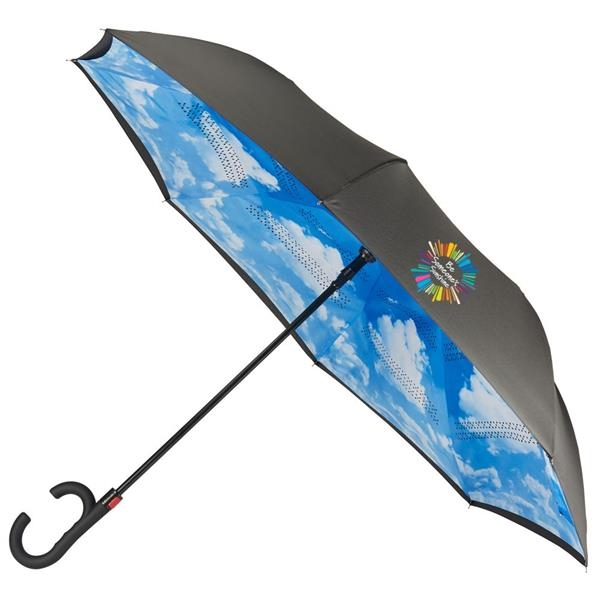 Be Someone's Sunshine - In & Out Inverted Automatic Umbrella
