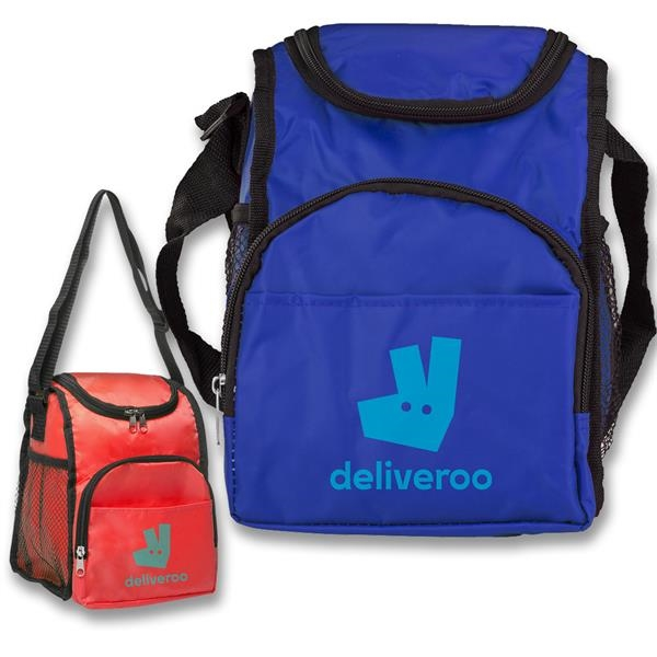 Multipurpose Lunch bag thermal W/ Mesh a