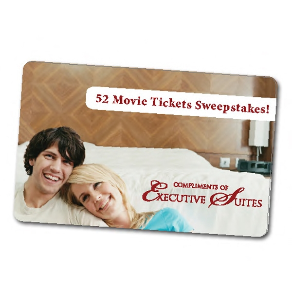 Movie ticket sweepstakes