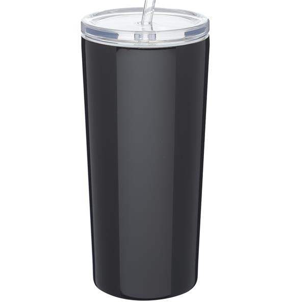 16 oz. Mira Stainless Steel Tumbler with