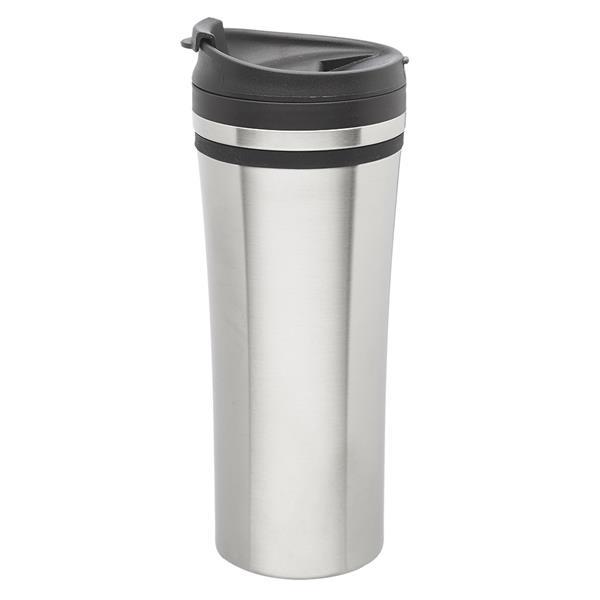 15 oz. Mia Insulated Stainless Steel Travel Mug