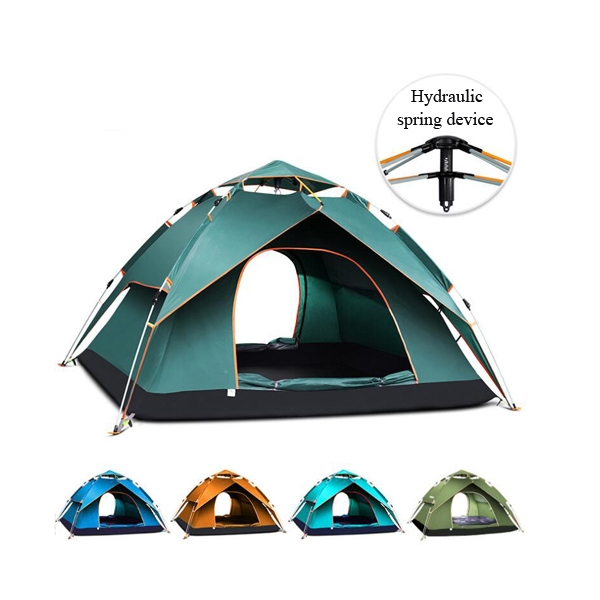 Fully Automatic Single Layer Waterproof Camping Tents