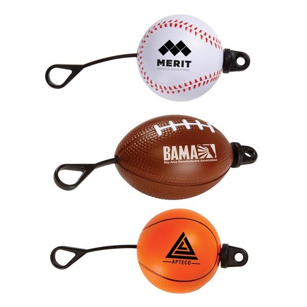 Slingshot Flying Sports Balls