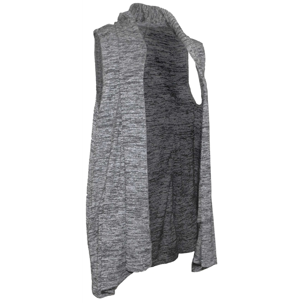 Ladies' Vest Cardigan