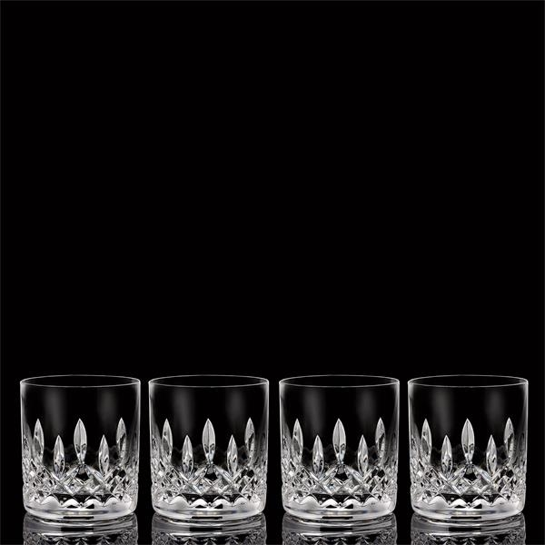 Waterford® Lismore Straight Sided Tumbler, s/4