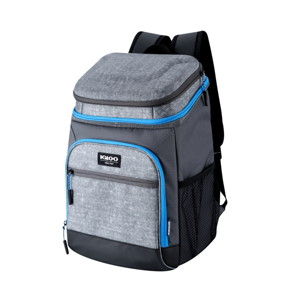 Full color Printed Igloo Playmate MaxCold Backpack Cooler