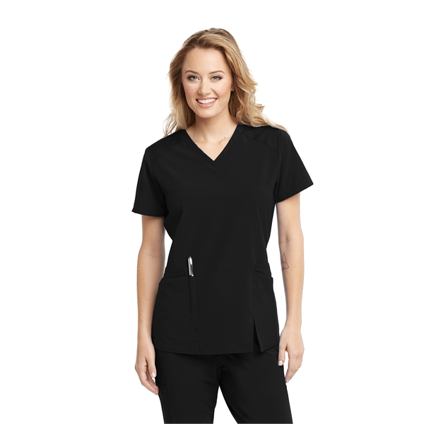 Barco One Wellness V-Neck Top