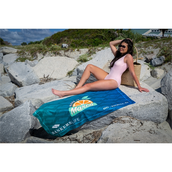 Pro Vision Beach Towel