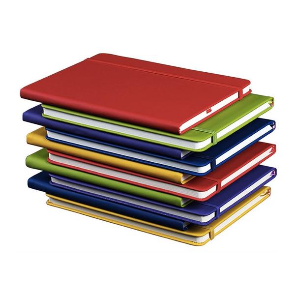 A5 Hardcover PU Notebook