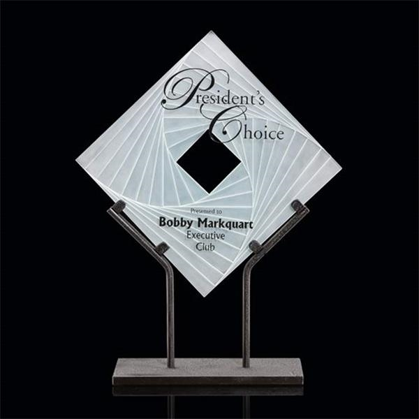 Stratosphere Award on Black