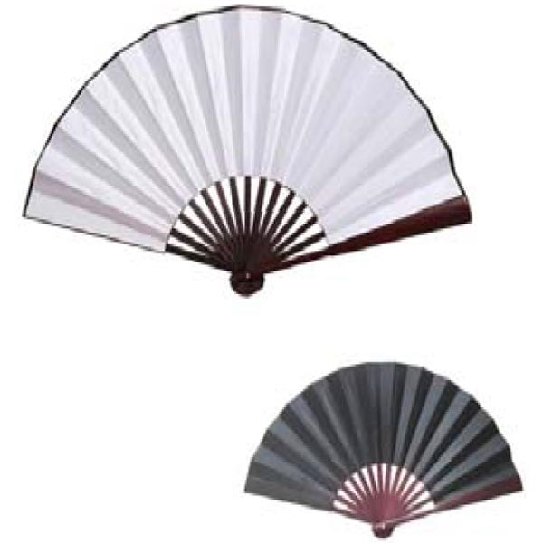 8 Inches Polyester Fabric Folding Fan