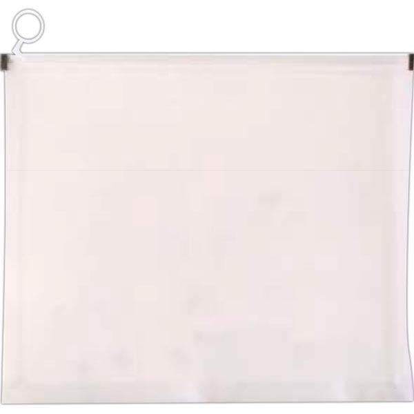 PP Zipper Closure Envelope File Bag