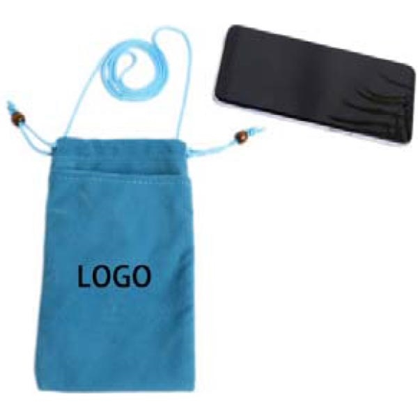 Microfiber Phone Pouch