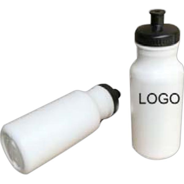 20 OZ Plastic Sports Bottle