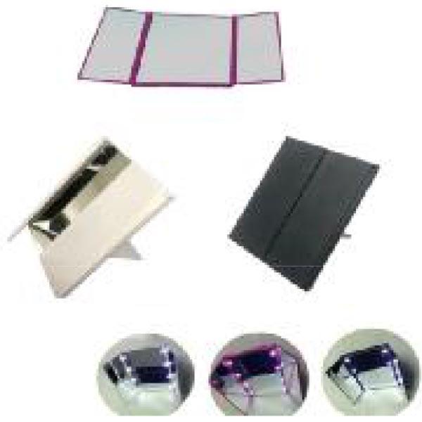 LED Folding Cosmetic Mirrors