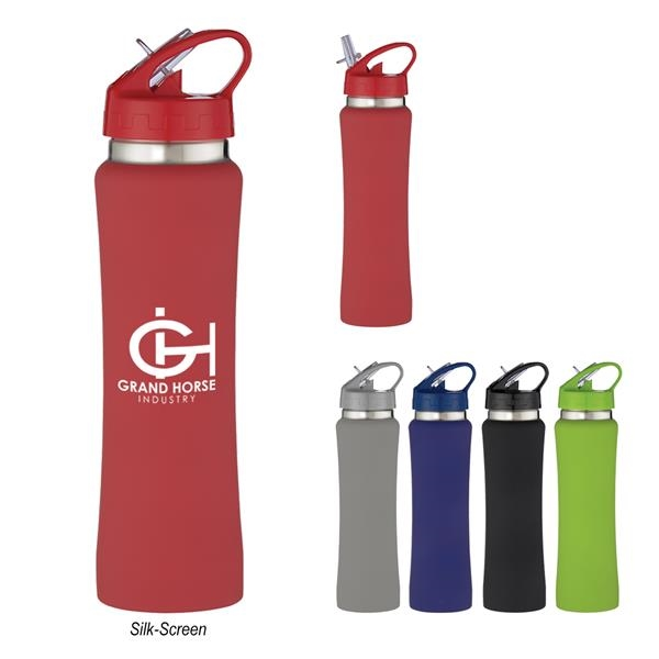 25 Oz. Hampton Stainless Steel Bottle