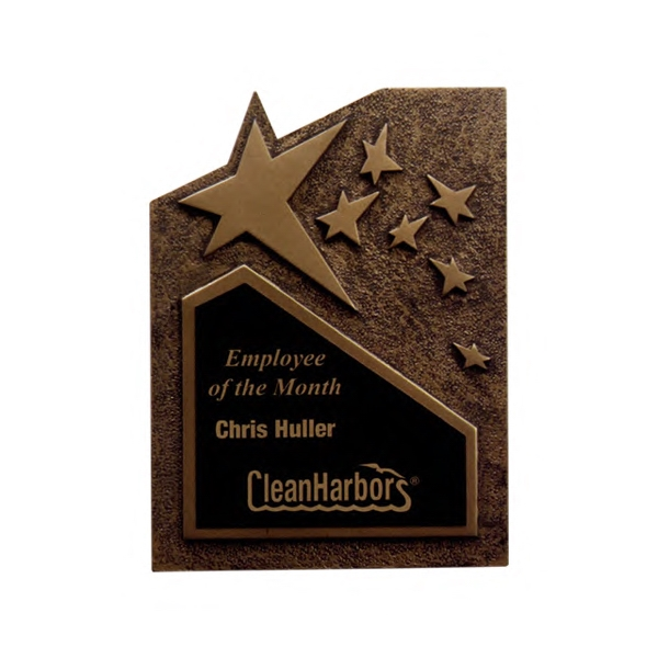 Star Performer - Bronze Award - Awards With Framed Star Photo