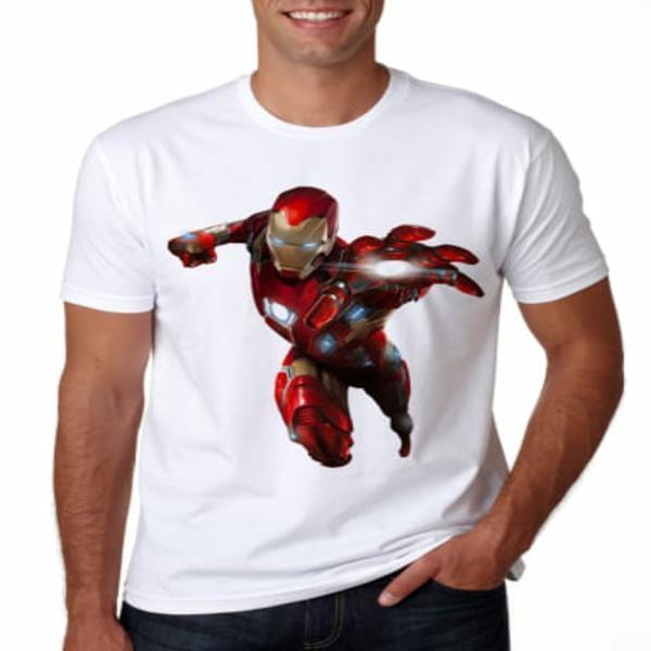 DTG Light T-Shirt - Full-Color Imprint (Up To 14