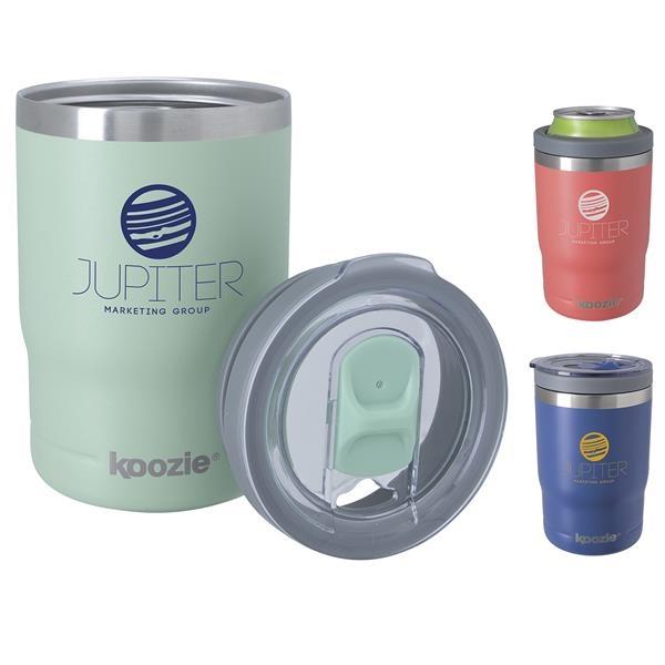 Koozie® Triple Vacuum Tumbler - 13 oz