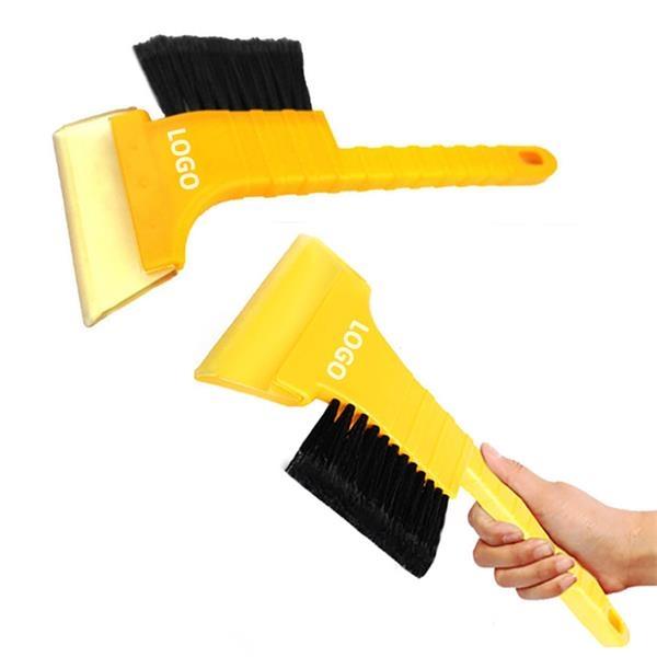 Ice Scraper With Brush