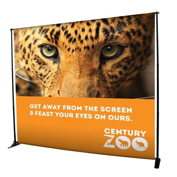 10' Deluxe Exhibitor Expanding Display Kit