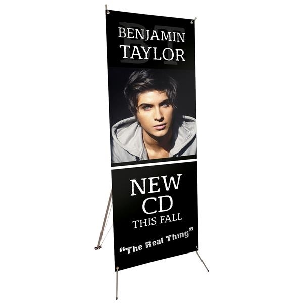 "Tripod Banner Display Kit (24"" x 48"")"