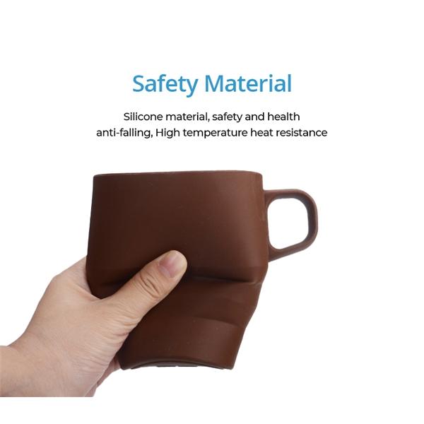 Collapsible Silicone Mug
