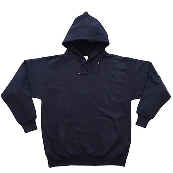 Heavyweight Fleece Pullover Hooded Sweatshirt