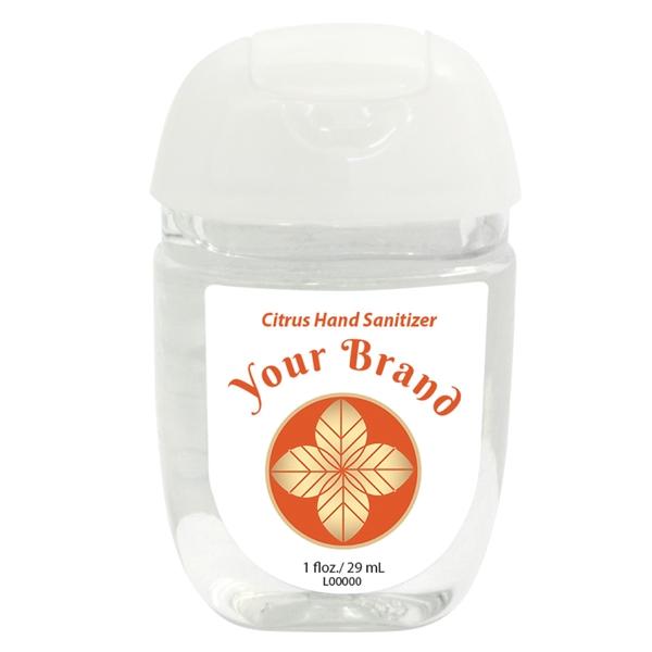 Hand Sanitizer Gel Pocket Bottle